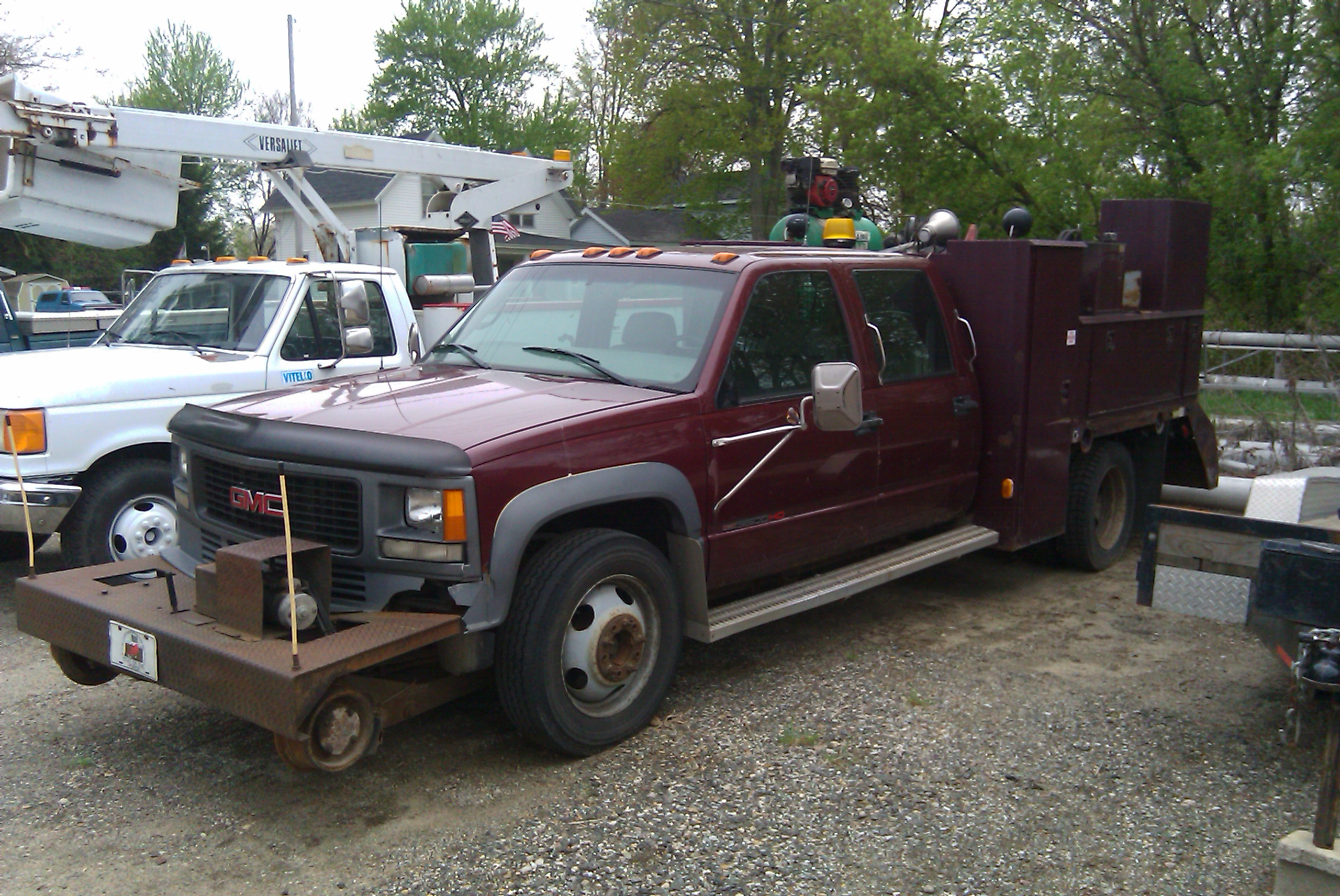 Campbell S Track Service Llc About Us
